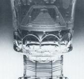 Bohemian glass ca 1830