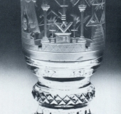 Bohemian glass 1830