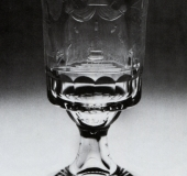 Bohemian glass ca 1840