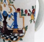Tankard Bohemia late 18th century