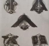Officers jewels Šafařík Košice 1925