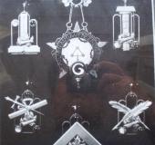 Officers jewel lodge Pravda vítězí, Prague 1928