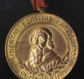 Jewel lodge Bohemia Prague 1910 rv