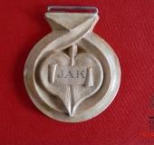 Plaster Jewel Comenius lodge London 1941 av