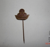 AMI pin Prague 1936