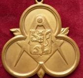 Jewel National Grand Lodge of Czechoslovakia