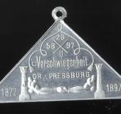 Jewel Verschwiegenheit 1897 av