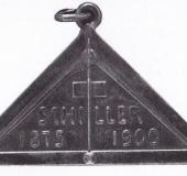 Jewel lodge Schiller 25 triangular av