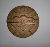 Founders medal lodge Iskra Plesivec av
