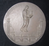 Plaque GL Lessing for UGLE 1933