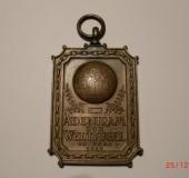 Jewel lodge Adoniram Prague 1926 av