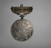 Jewel silver jubilee Hiram Prague 1934