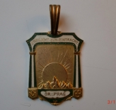 Jewel lodge Freilicht Prague 1922