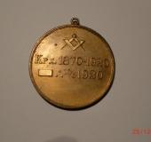Jewel lodge Harmonie Prague rv 1920