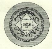 Seal lodge Union Prague 1784