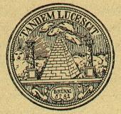 Seal lodge Zur augehende Sonne Brunn Brno 1782