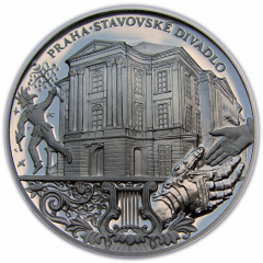 Medal Zeman Don Giovanni